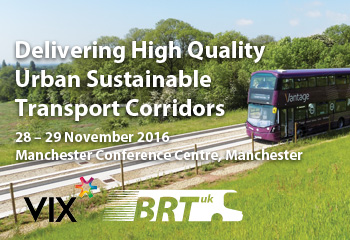 BRTuk Delivering High Quality Urban Sustainable Transport Corridors - 28-29 November 2016