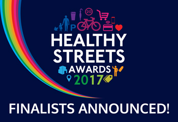 Healthy Streets Awards Finalists Announced!