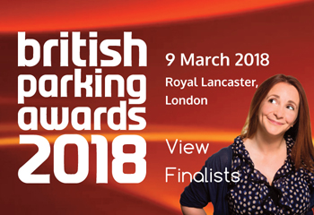British Parking Awards 2018 - Secure your place!