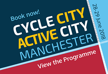 Cycle City Active City Manchester : 28-29 June 2018