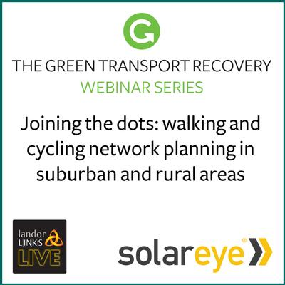 Joining the dots: walking and cycling network planning in suburban and rural areas