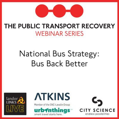 National Bus Strategy: Bus Back Better