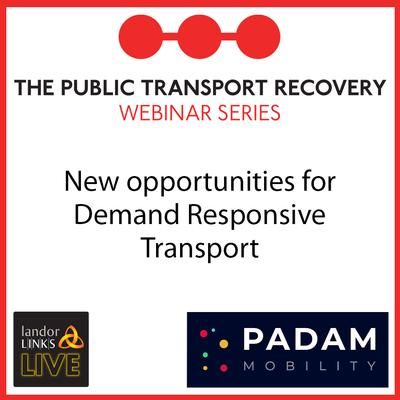 New opportunities for Demand Responsive Transport