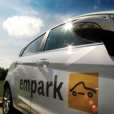 Empark: New business takes off