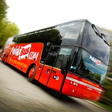 The Polskibus operation is expanding its network from Eastern Europe