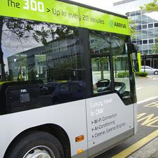In Milton Keynes Arriva has established a formal relationship with the city council, including the operation of a premium 'Platinum' service offer.