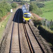 Trans-Pennine train: a local and long distance operation