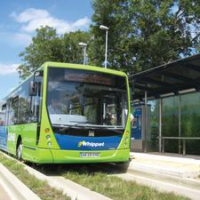 One franchise will offer connections to the guided busway