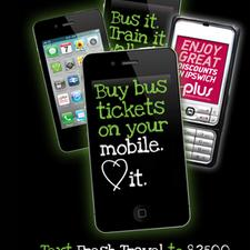 Suffolk County Council has been working to enable commuters to both buy and store bus tickets on their mobile phones