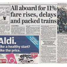 The Daily Mail on January 4