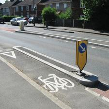 How did this road design in the London Borough of Merton manage to get implemented, asks Hugh Morgan