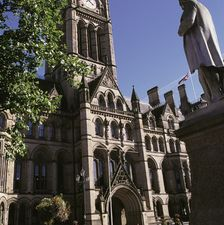 Manchester Town Hall: set to be at the heart of a new Manchester city region?