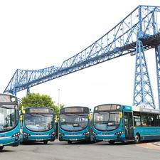 Arriva gave DB a 15% share of the UK bus market