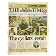 The extensive Times coverage of 