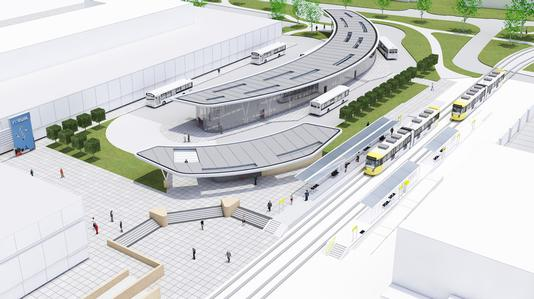 Two New Transport Hubs For Greater Manchester