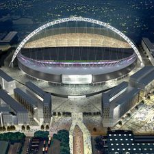 The redevelopment of Wembley involves more than just the construction of a new stadium