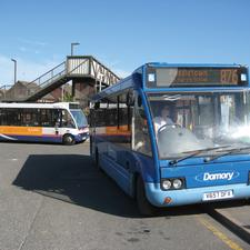 Damory and FirstGroup in Dorchester