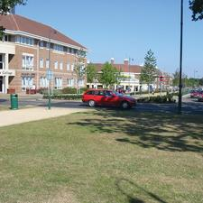 Letchworth. Cars with grass. But a paradigm of sustainable development?