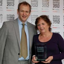 Jane Hack with Alexander Armstrong