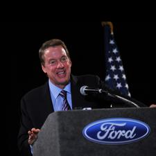 Bill Ford Junior: Mondeo man goes multi-modal