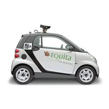 The Equita ANPR car