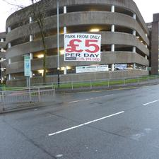 Cheap car parking to keep people motoring?