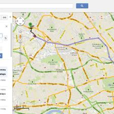 Google Maps Get Directions function now users real-time data on underground service delays