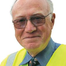 Malcolm Bulpitt is now semi-retired, having been involved in the design and implementation of major traffic schemes for 45 years.