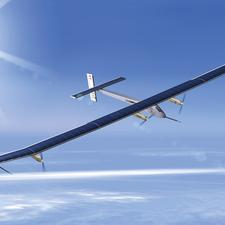 A round-the-world flight for the Solar Impulse aeroplane is planned for 2014