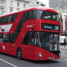 The mayor wants 600 of the New Bus for London on the streets but transport commissioner Peter Hendy did not want to be tied to a figure.