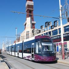Stylish new trams for Blackpool, but what does their livery say about the town? My ideas for Brighton & Hove have sought to celebrate the resort's  specialcharacter
