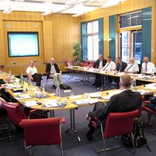 Discussion at the first 2020 Spring Round Table focussed on the future of passenger information