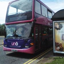 All three of the Hertfordshire major bus operators, including the university bus service, Uno, have signed up for Herts council plans to introduce real-time passenger information systems across the county