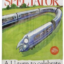 The Spectator cover story on 16 June gleefully predicted that HS2 would not, in fact, come to pass