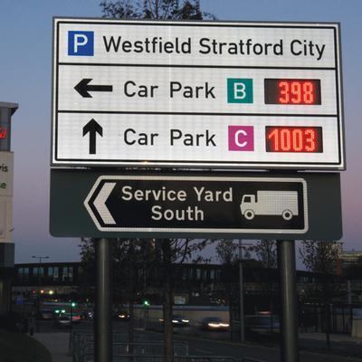 westfield stratford city closes car park during olympics. Black Bedroom Furniture Sets. Home Design Ideas