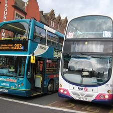 Arriva and First face franchising for their West Yorkshire services.