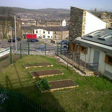 Growing the green station: Accrington in Lancashire has been the pioneer of the European