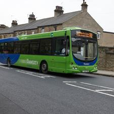 Services such as this Transdev route plying between Leeds and Keighley will benefit from the new system