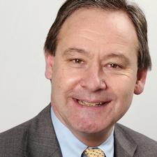 Richard Brown, former chief executive of Eurostar