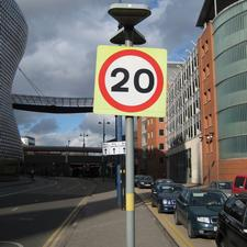 There was a 24% increase in casualties on 20mph roads