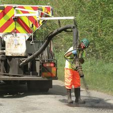 Road repairs benefits studied