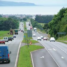 A77 Symington and Bogend Toll Improvements: Transport Scotland is seeking efficiencies through its new maintenance contracts (photo courtesy of URS)