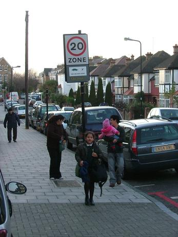 DfT backs 20mph limit on all streets in built-up areas