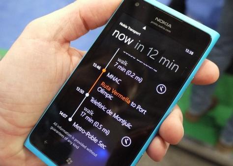Nokia releases new global Transport app