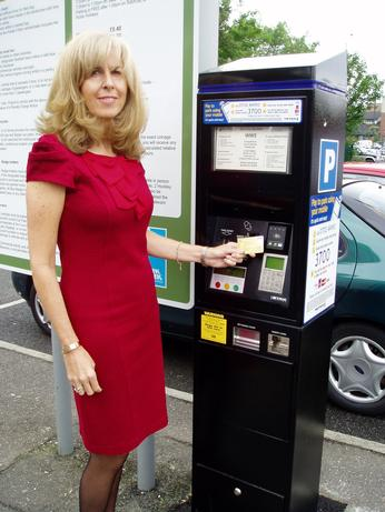 Giving credit to car park users in Rochford