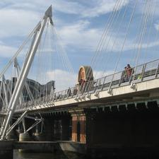 As the Hungerford Bridges show, there is usually much more to transport projects than transport