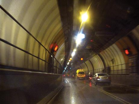 Blackwall Tunnel: tolling plan