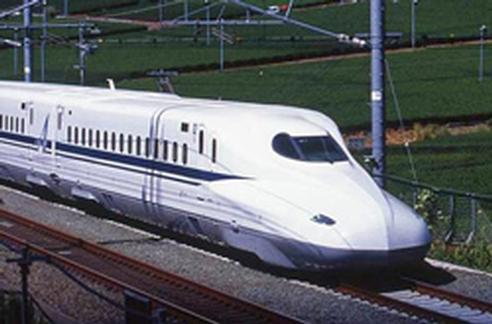 Latest Shinkansen saves 19% energy