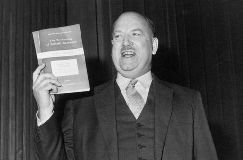 50 years on from Dr Beeching –butcher or saviour of the railway?