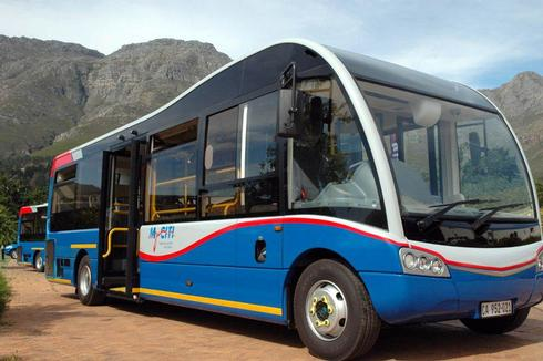 Cape Town brings in first easy access buses on Table Mountain route
